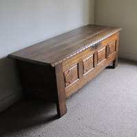 CHESTNUT COFFER
